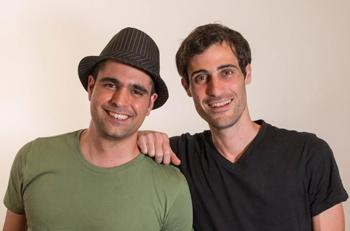 אורי לוי ואורי פירוז