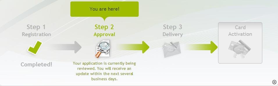 תהליך ההרשמה לחברת Payoneer - שלב 2
